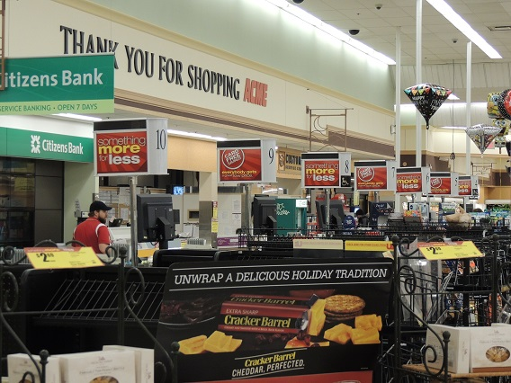 Acme Markets, Local Firms Came To Aid Of Friends Association Clients
