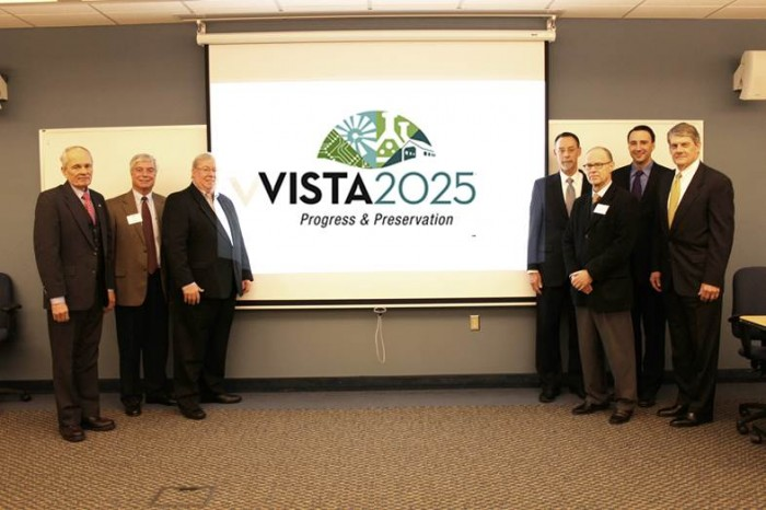County Business, Civic, Educational Leaders Collaborate on 10 year Economic Plan