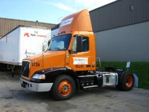 3.29.2014 A. Duie Pyle Truck