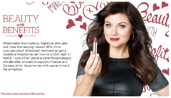 West Chester's QVC To Air Beauty With Benefits For Cancer Charity