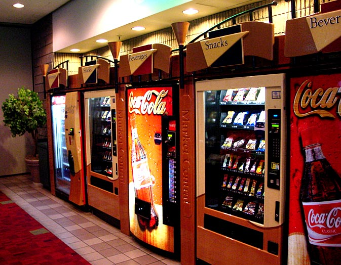 USA Technologies Finds More Going Cashless At Vending Machines — And Spending More