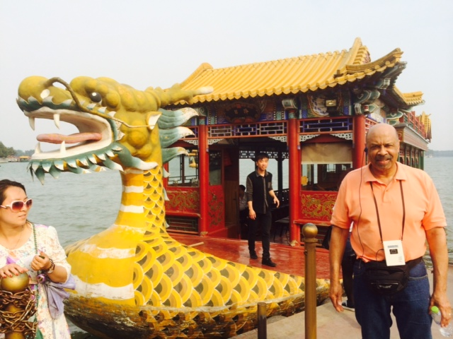 Chester County Commissioner Terence Farrell's Dispatch From China