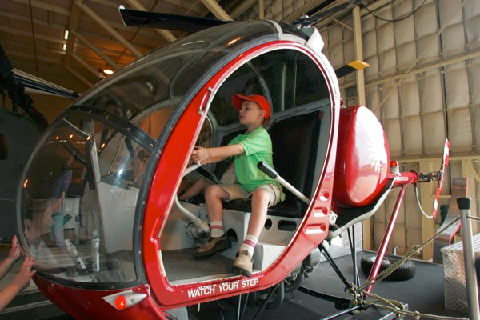American Helicopter Museum Plans Father's Day Fatherfest