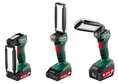 Metabo Introduces New LED Work Lights