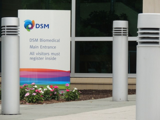 DSM Biomedical Achieves Frost & Sullivan Award Of Excellence