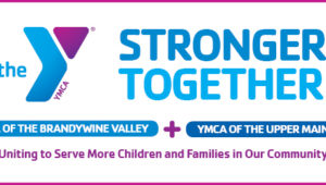 The YMCA of the Brandywine Valley and YMCA of the Upper Main Line are uniting to form a new regional Association.