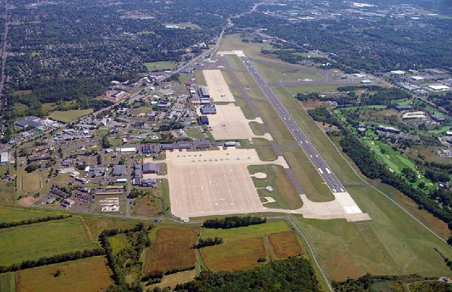 Exton Firm Is Finalist To Redevelop Willow Grove Naval Air Station