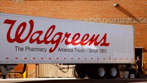 Walgreens Truck