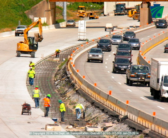 PennDOT's Route 202 Project Means Traffic Alerts