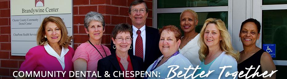 Community Dental And Chespenn Health Merge In Coatesville
