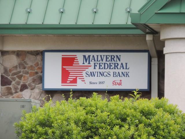 Malvern Federal Savings Bank Loses Longtime CFO
