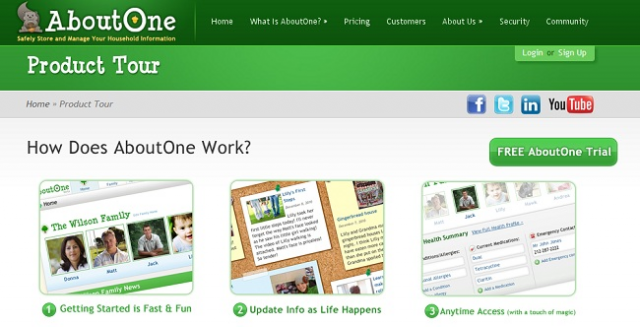 West Chester Startup AboutOne Has Big Hopes For Calendar Year 2015