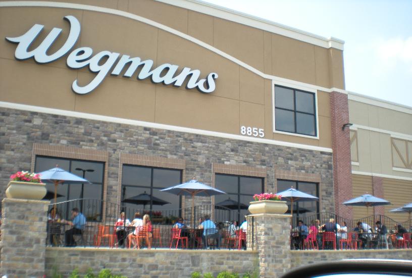 Wegmans Picked America's Favorite Grocer