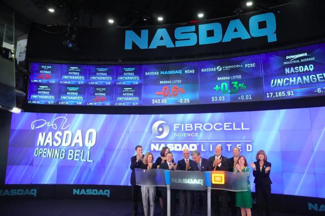 Fibrocell Science Rings NASDAQ Bell, Investigates New Drug