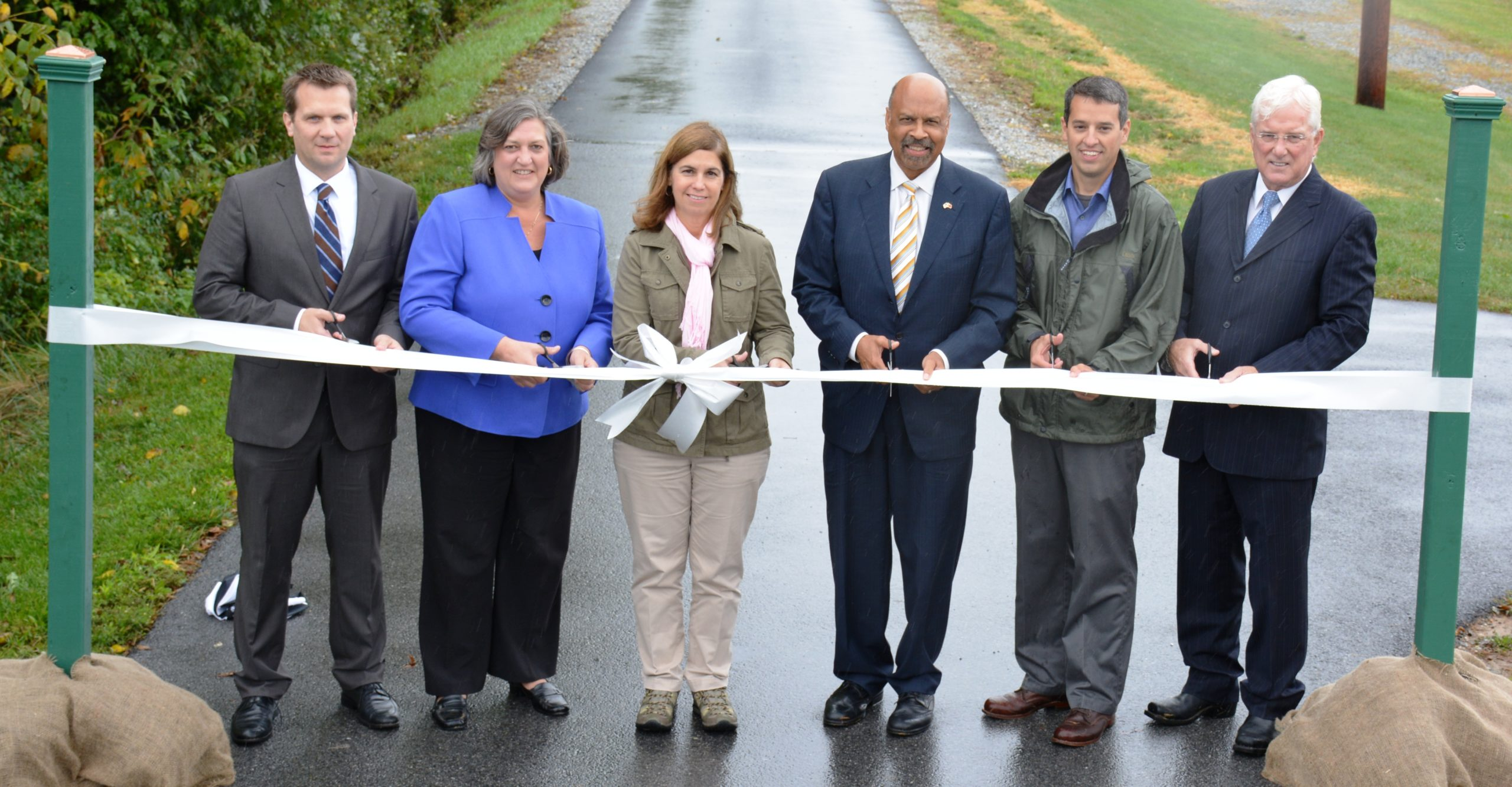 Phase Three of Chester County Trail Now Open!