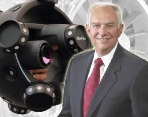 Frank S. Hermance, AMETEK Charman & CEO.