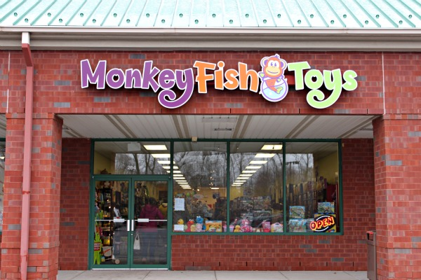 Chester County's (mostly) Neighborhood Toy Stores