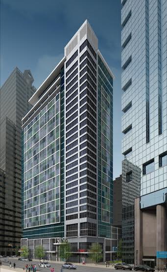 Brandywine Realty Trust and LCOR Team Up To Build Philadelphia Skyscraper