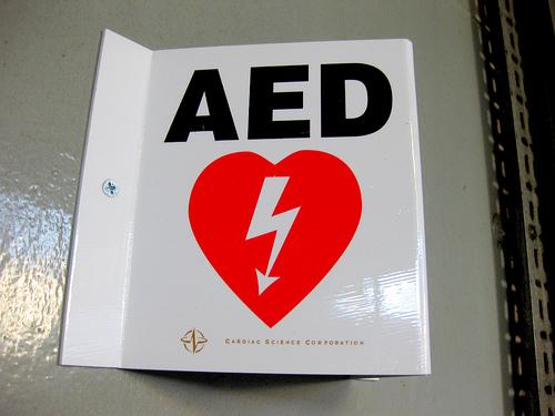 Coatesville Schools, Police Now Have AED Machines