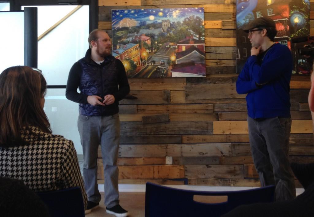 Walnut St. Labs Hosts Squareknot's Jason Rappaport For Startup Meetup