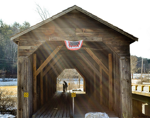 Covered Bridge: Stories From Around The Web