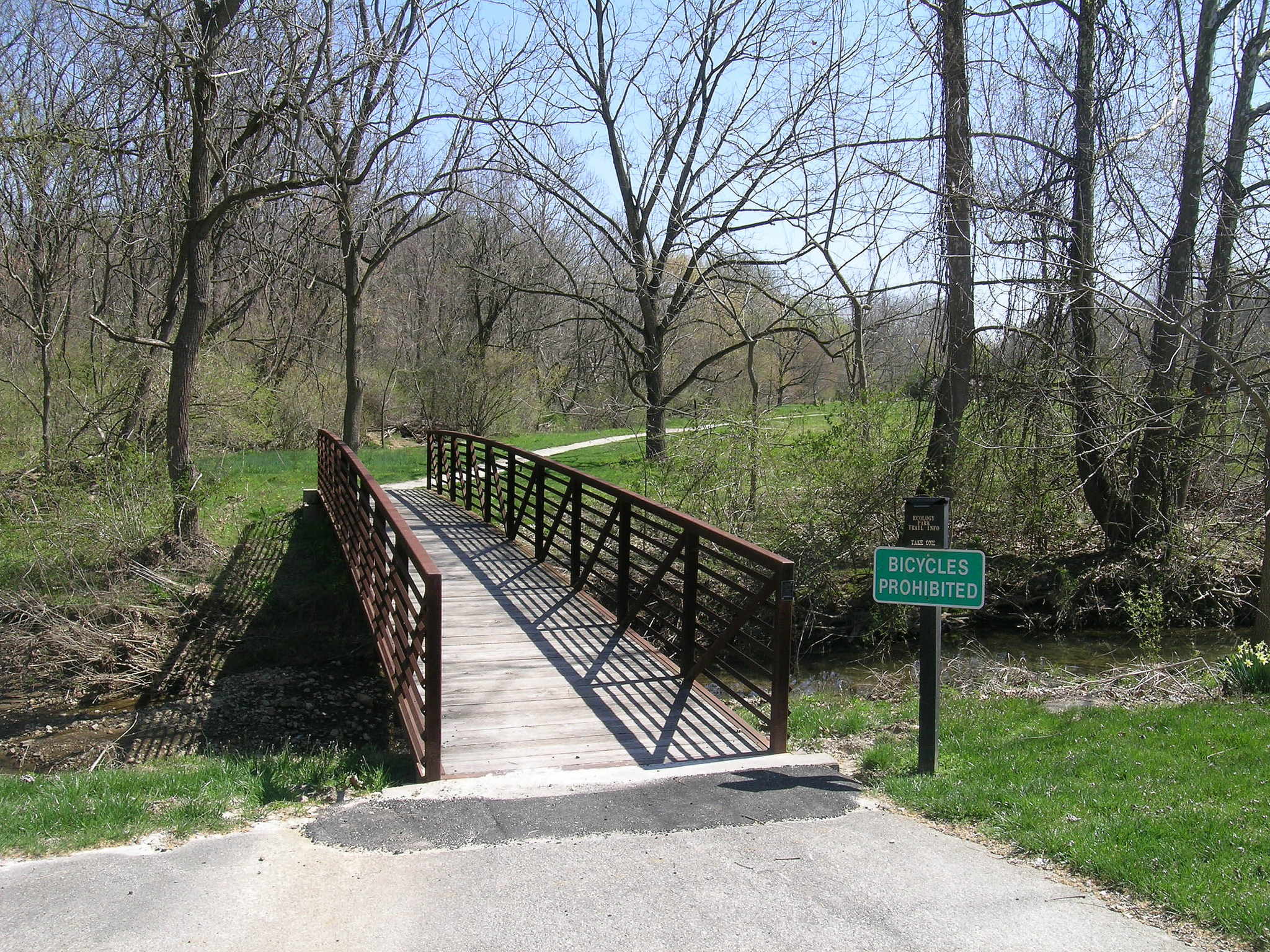 New Chester Valley Trail Brochure Marks Trail's Reopening