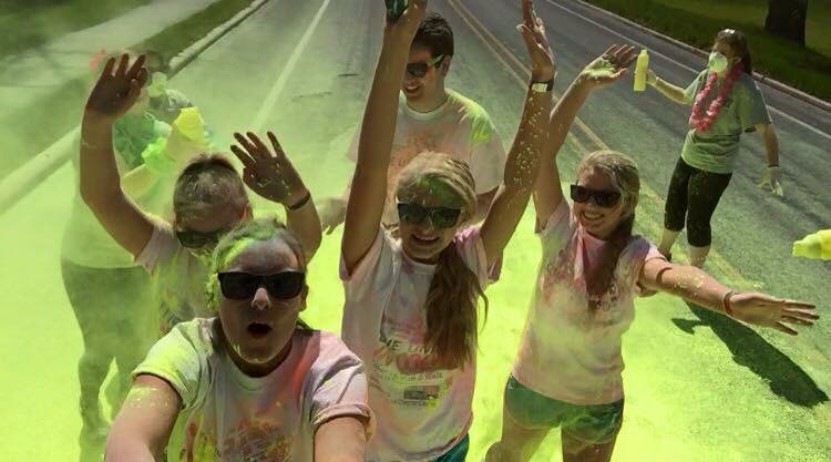 United Way of Chester County Hosts Color 5k