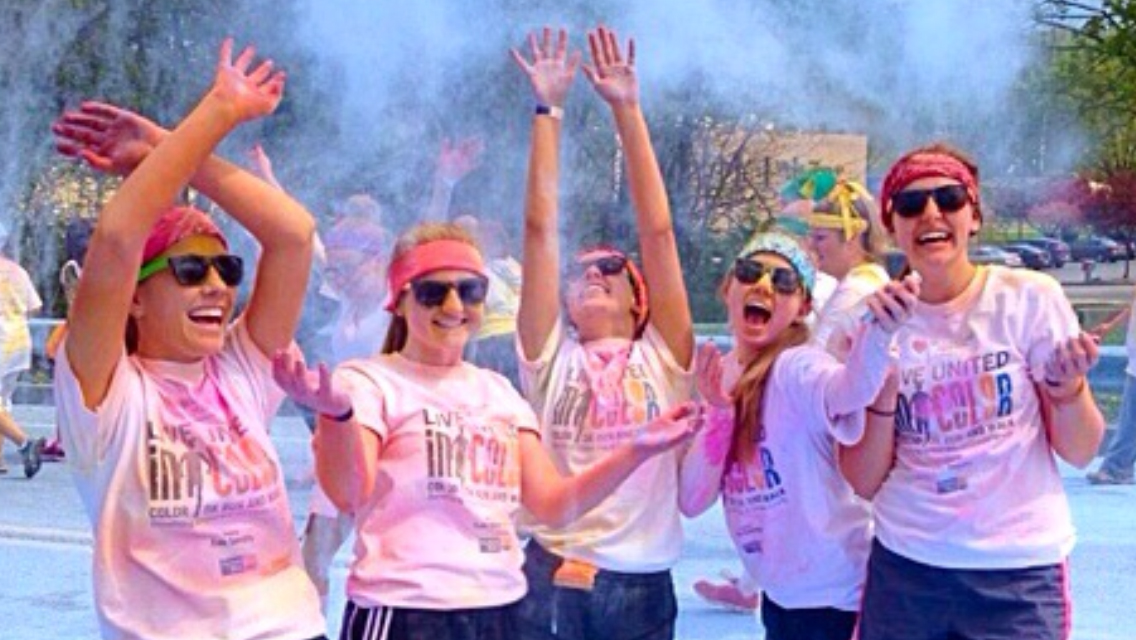 Thorndale Runners To Light Up United Way Thermometer With Color 5k