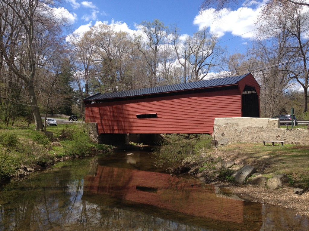 Covered Bridge: Robot Bridges, Home Prices, and Fed Signals Rate Hike