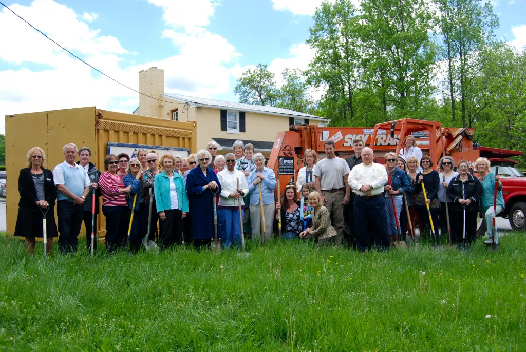 Brandywine Health Foundation's 'Yellow House' Breaks Ground On Big Expansion