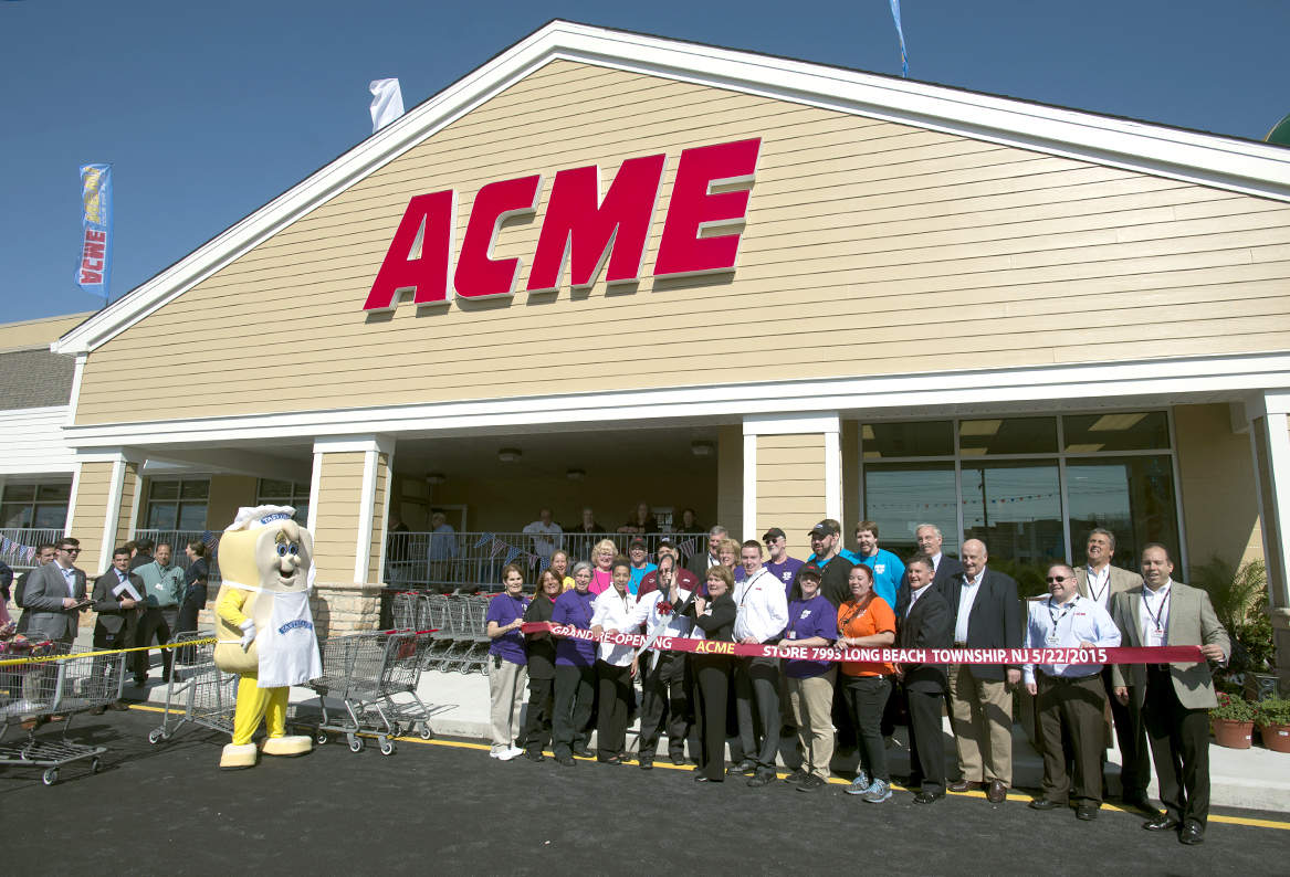 Home commerce retail acme celebrates memorial day in nj with island