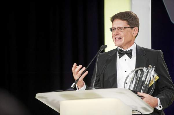 Chatham Financial's CEO Wins Entrepreneur Of The Year Award