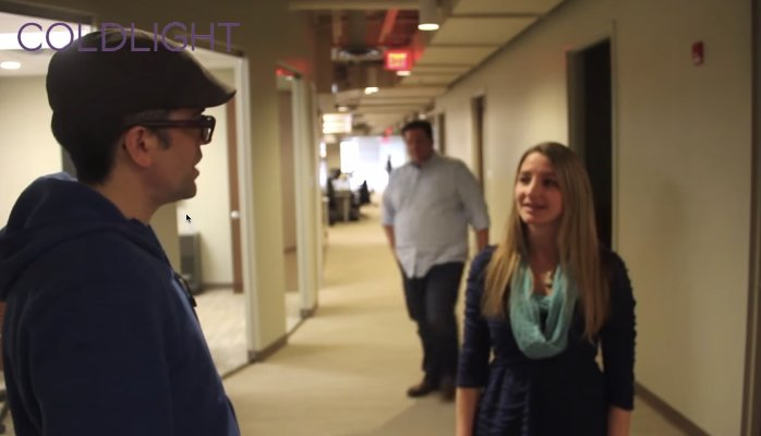 LetsWorkChes.co: Recruitment, Charlie Rose In A Hoodie, and A Funny Thing Happened…