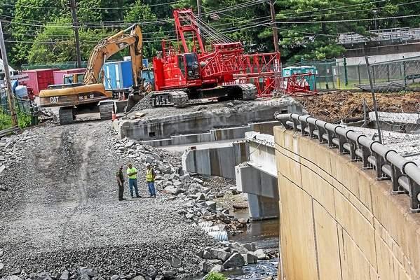 Politicos Push The Pace of Route 23 Bridge Construction