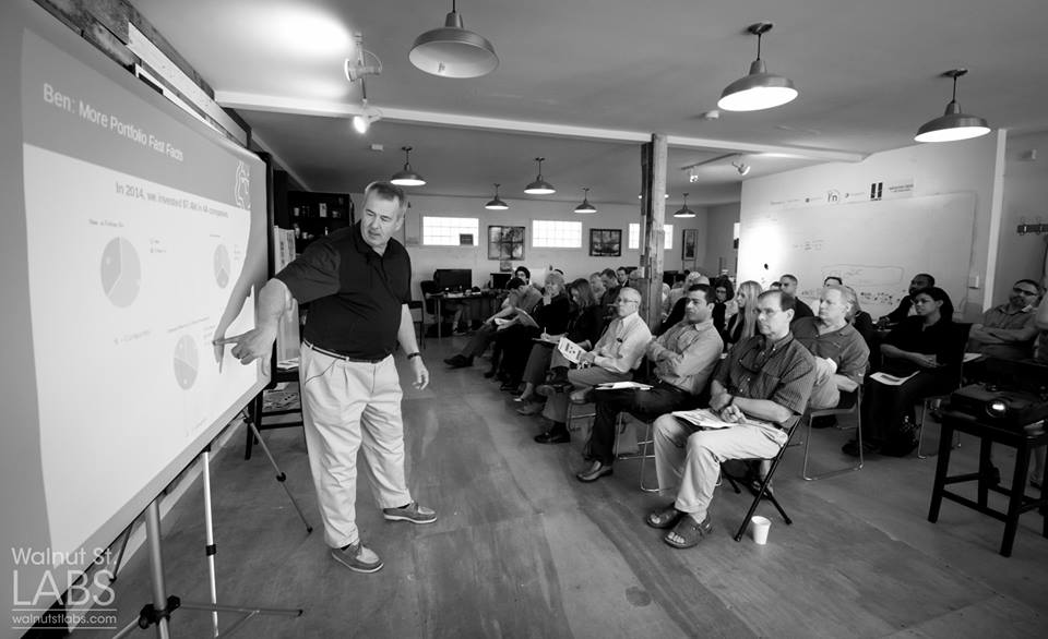 Walnut Street Labs: Ben Franklin Technology Partners Briefs Startuppers In West Chester