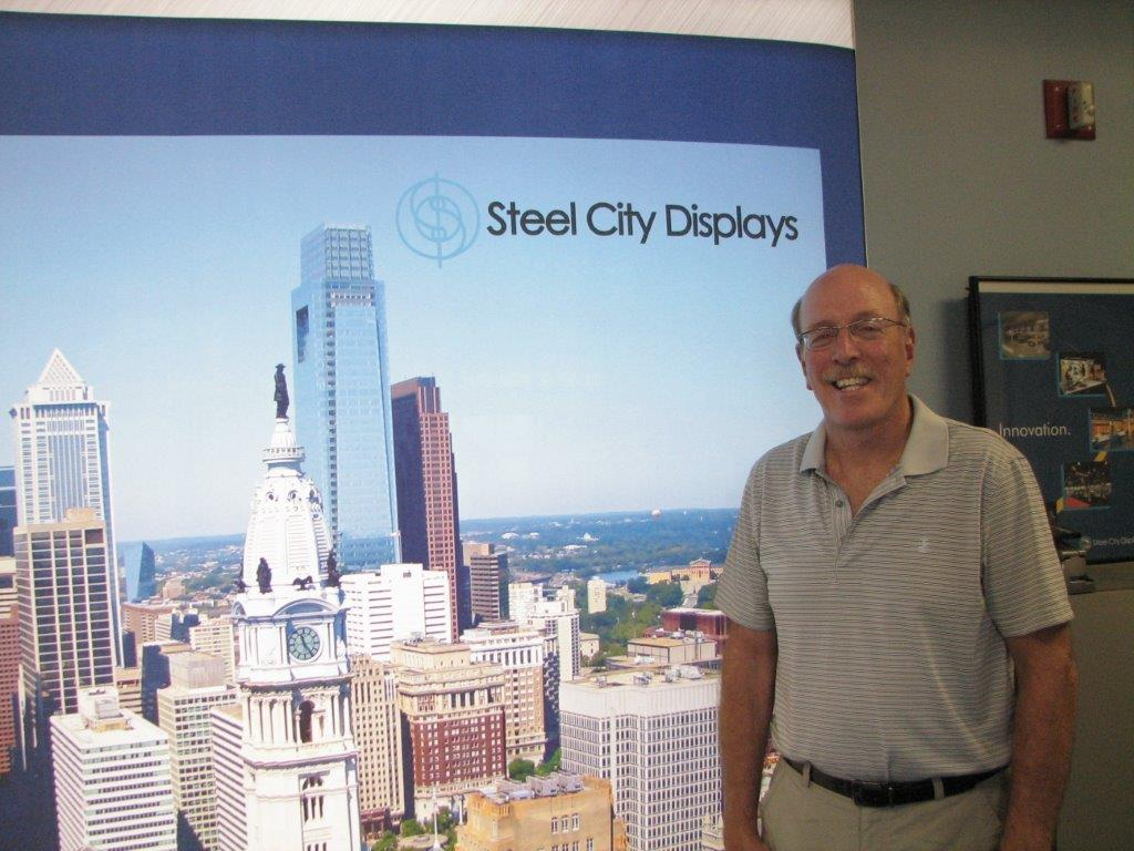Despite Sales Collapse After 9/11, Steel City Displays Stands Strong