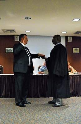 Coatesville Gets New City Manager — And Resident Too