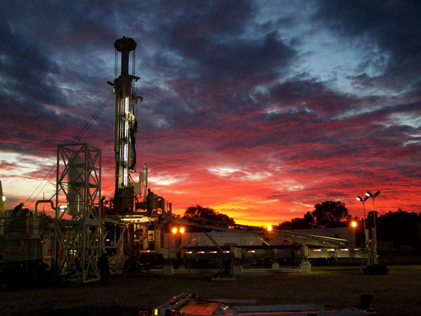 Deep Influence Of Schramm Drilling Rigs CFO Comes To An End