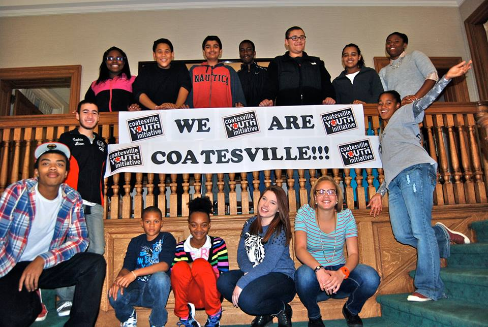 Coatesville Youth Initiative Gets Ringing Endorsements from Key Foundations