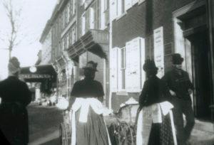 West Chester in 1888--via CCHS, Letsbuildatimemachine.com.