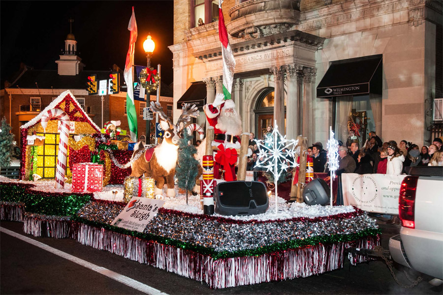 west chester s old fashioned christmas parade coming on. Black Bedroom Furniture Sets. Home Design Ideas