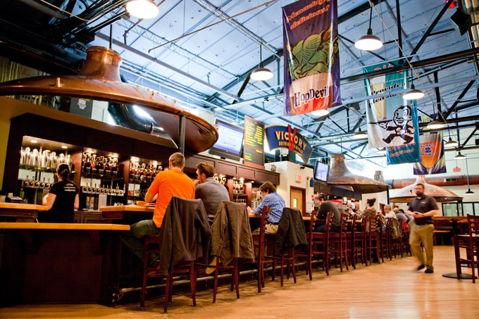 In Chester County, a Weekend Paradise for Philadelphia Brewpub Enthusiasts