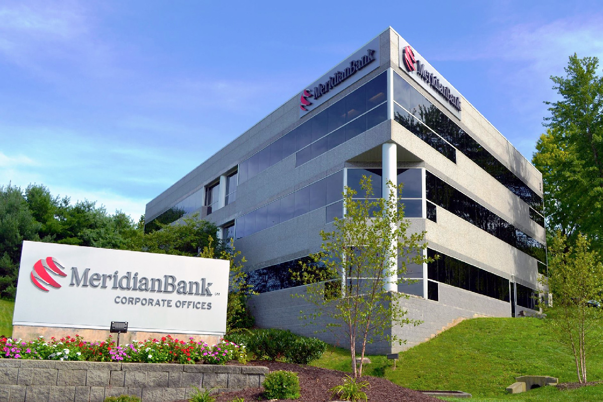 Bank Consolidation Frenzy Fuels Malvern's Meridian Bank's Growth