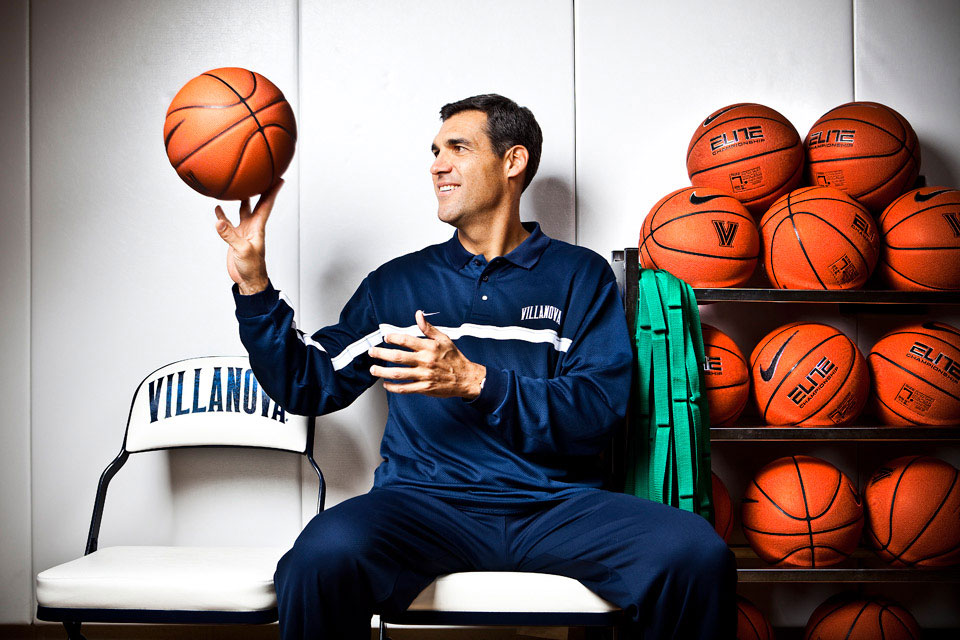 For Jay Wright and Villanova Basketball, Attitude Is Everything