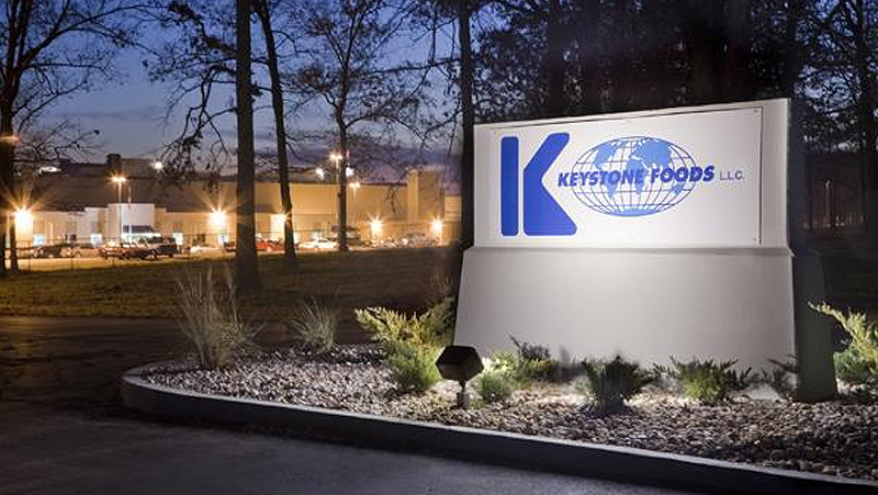 New President's Big Plans for Keystone Foods a Lot to Digest