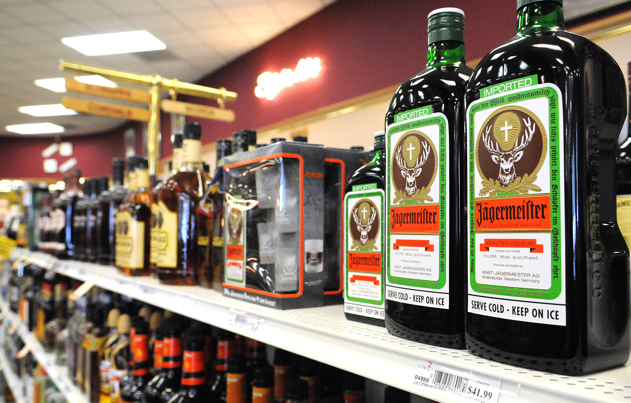 With Suppliers Unwilling to Negotiate, Liquor Prices May Rise at Month's End
