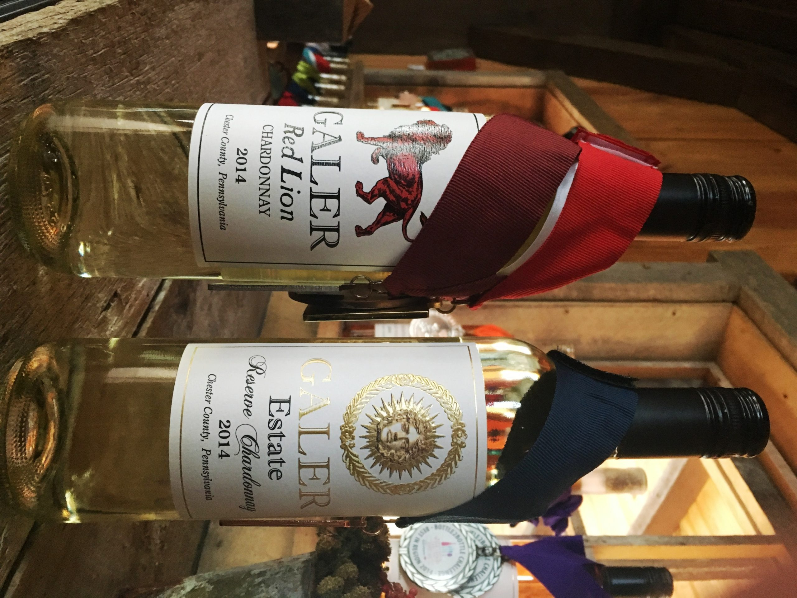 Galer Estate Wines Win Two Medals at the San Francisco Chronicle Wine Competition