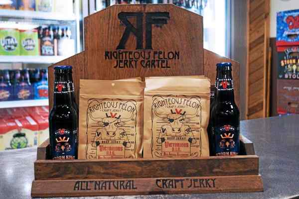 West Chester's Righteous Felon Jerky Cartel Brings the Artisan's Touch to Jerky