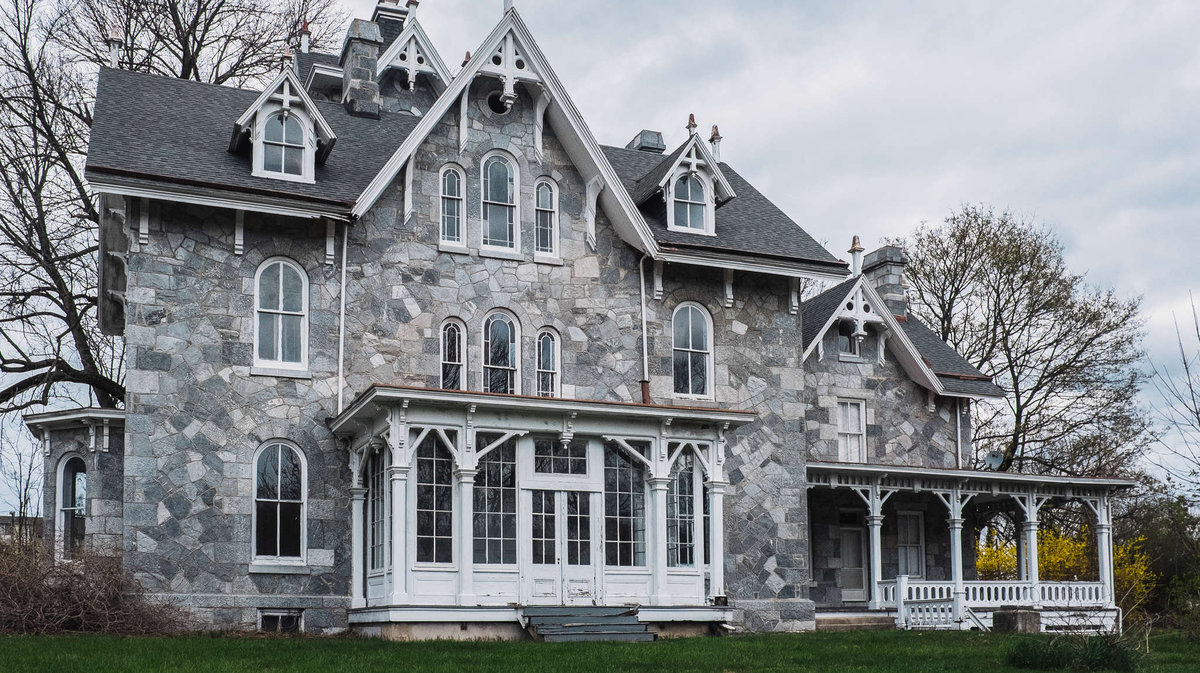 Check Out This Video Tour of Historic Loch Aerie Mansion in East Whiteland