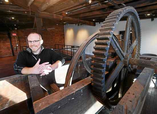 Synchrony Finds New Home in an Old West Chester Farmhouse